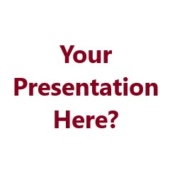 your presentation here?!